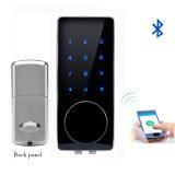 디지털 지능적인 자물쇠 전자 Touchscreen 숫자 키패드 Bluetooth Deadbolt 자물쇠