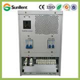 再生可能エネルギーシステムのための220V 380V40kwの三相ハイブリッド太陽インバーター