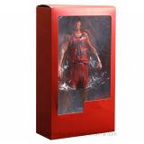 プラスチックバスケットボールのスポーツの日本製アニメ図装飾のおもちゃ