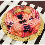 Nieuwe Aankomst die Gift voor Af:drukken 10cm van de Slang van de Vrouw 4 Duim om het Regelmatige Asbakje van het Kristal van de Achthoek Modieuze roken