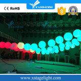 Stade de mariage decoration Projecteur à LED lumière LED DMX est coloré de la cinétique de Guangzhou à bille de levage