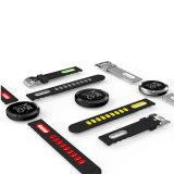 Pulsera de Dm58 Deportes Recordatorio de Monitor de llamada sueño Bluetooth Smart Watch