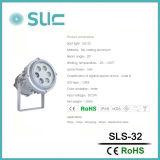16W Водонепроницаемый светодиодный прожектор лампа для альбомной ориентации (SLS-32)