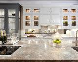 最高レベルのベストセラーのシェーカー様式の食器棚の台所