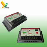 LCD Controlemechanisme van de Last van de Vertoning MPPT het Zonne12V 24V 48V 60A