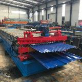 販売のための機械を形作る金属の屋根ふきシートロール