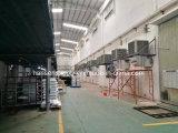 Im Freien an der Wand befestigte industrielle Verdampfungsluft-Kühlvorrichtung