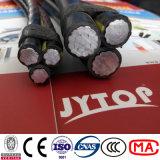 Collegare di goccia duplex di servizio con il conduttore di alluminio