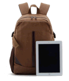 de Zak van de Rugzak van de Schouder van het Canvas van de manier van 2017 voor School, Laptop, Computer, Sport, de Zak van de Vrije tijd