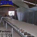 쉬운 조정 직업적인 석고 보드 생산 라인