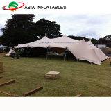 [1010م] خارجيّة أبيض [سترث] فسطاط خيمة خيمة [فريفورم] لأنّ [ودّينغ برتي] حادث