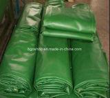 Bâche de protection de PVC de couverture d'oléoduc de résistance d'incendie