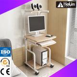 Mesa de madeira móvel do computador da mobília de escritório Home para o estudante