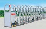 En acier inoxydable automatique électrique allée de pliage de la porte coulissante (HF-1010)
