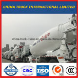 HOWO 6*4 8/9m3 Concret 믹서 트럭