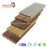 Hot Sale le plancher en bois Outdoor WPC Decking avec Mix couleur Deck de surface