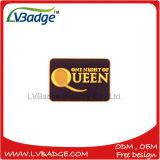 Pin personalizzato del risvolto del distintivo del metallo di stampa di alta qualità