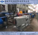 LDPE del HDPE del animal doméstico de los PP que recicla los gránulos que hacen la máquina