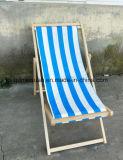 고품질 (M-X3465)를 가진 소파에 나무로 되는 비치용 의자 옥외 레크리에이션 의자