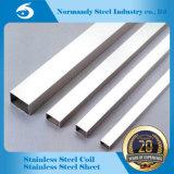 ASTM 201 сварные трубы прямоугольного сечения из нержавеющей стали или