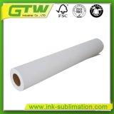 55GSM сверхлегкий и передачи с термической возгонкой бумаги для текстильных изделий