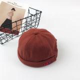 さまざまなカラーバケツの帽子の女性の帽子