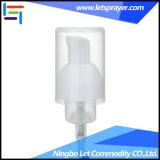 Pompa di plastica della gomma piuma dell'erogatore dei pp, pompa di schiumatura per l'estetica