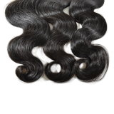 Del corpo dell'onda 100% del tessuto brasiliano dei capelli umani di colore capelli naturali 3PCS di Remy non