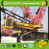 Scc Sany1500d grúa sobre orugas de 150 toneladas de maquinaria de elevación de la grúa carretilla
