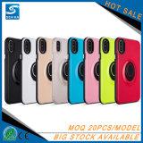 pour la couverture de téléphone d'accessoires de téléphone cellulaire de boucle de Samsung J710, lisse et brillant