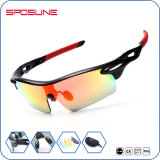 Tr 90 deporte al aire libre Ciclismo Gafas de protección UV400