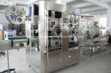 De semi-auto Stoom van de Machine van de Etikettering van de Koker van het Etiket van de Fles van pvc Hand krimpt Tunnel
