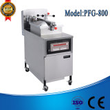 Pfg-800 Gas Pressure Kitchen Equipment Máquina de comida Fritada de frango