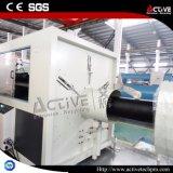 Ligne en plastique automatique pipe d'extrusion de HDPE de PPR faisant la machine