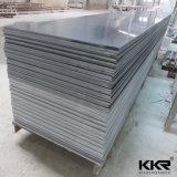 La Chine placé sur la surface solide en pierre acrylique de qualité pour la partie supérieure du comptoir