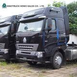 Caminhão do trator de HOWO A7 para a venda