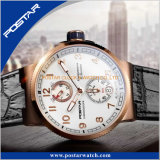 Jour Date montre-bracelet automatique chronographe Fortune Watch montre mécanique Featurely de montres de luxe