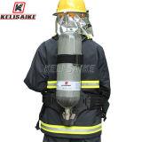 Qualidade elevada Scba Máscara completa para aparelhos respiratórios de oxigénio
