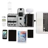 Bolsa para Gadget portátil Electronics Bolsa de acessórios Organizador de cabos de viagem