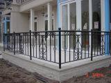 건축재료 집 안전을%s 주거 알루미늄 강철 장식적인 단철 담