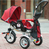 China-Kind-Dreiradbaby-Spaziergänger-Dreirad mit drei Rädern
