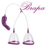 Electric sex toy pour la femme de sucer le cancer du sein Cancer du sein de l'élargissement de la pompe d'Enhancer