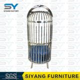Hauptaufenthaltsraum-Stuhl-Stahlfreizeit-Stuhl möbellouis-V