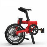 Faltendes elektrisches Lithium-Batterie-faltbares elektrisches Fahrrad des Fahrrad-36V 250W