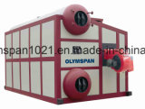SZS-olie (Gas) - In brand gestoken Horizontale Stoomketel (szs8-1.25-y (Q) A)