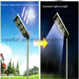 Tudo em Um 4W-uma luz de Rua Solar