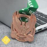 Meilleure qualité de la Médaille de la police métalliques personnalisées