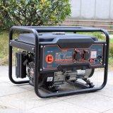 Air rond de générateur d'essence de bâti de bison (Chine) BS2500m 2kw refroidi