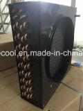 Abkühlung-einzelner Ventilator-Loch-Kondensator Fnf-5.5/20 des Aluminium-3HP und des Kupfers