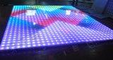 Parte superior do mundo que vende o diodo emissor de luz magro e portátil super Dance Floor da patente